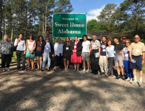 Project Spotlight: Temple Sinai DC's Civil Rights Trek