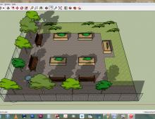 Netiya garden plan