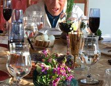Everett Passover seder