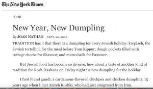 New Year, New Dumpling image